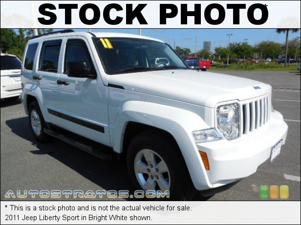 Stock photo for this 2011 Jeep Liberty Sport 3.7 Liter SOHC 12-Valve V6 4 Speed Automatic