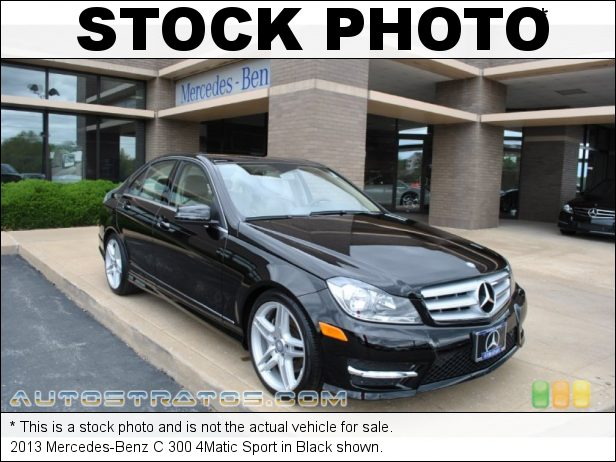 Stock photo for this 2014 Mercedes-Benz C 300 4Matic 3.5 Liter DI DOHC 24-Valve VVT V6 7 Speed Automatic