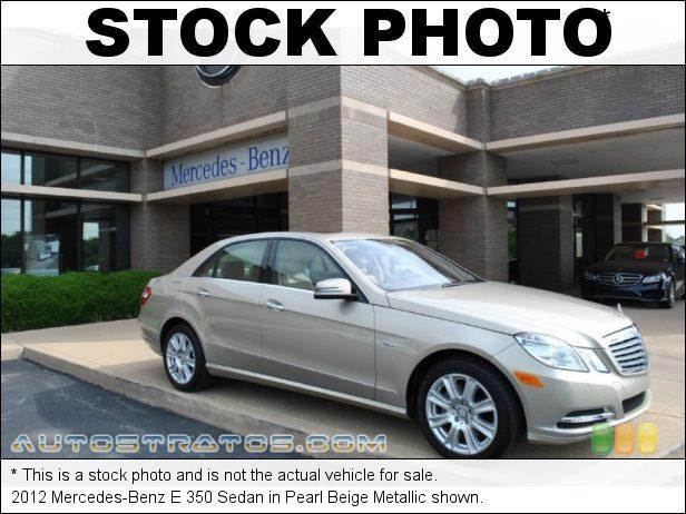 Stock photo for this 2012 Mercedes-Benz E 350 Sedan 3.5 Liter DOHC 24-Valve VVT V6 7 Speed Automatic