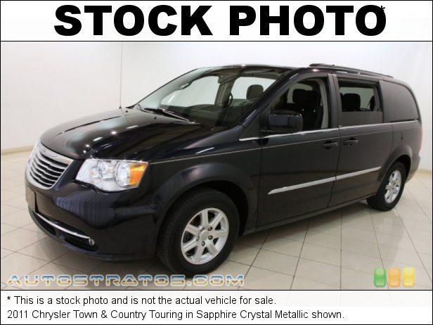 Stock photo for this 2011 Chrysler Town & Country Touring 3.6 Liter DOHC 24-Valve VVT Pentastar V6 6 Speed Automatic