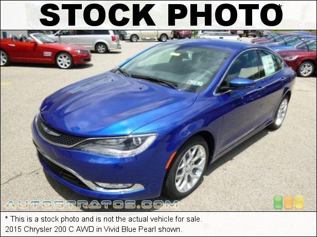 Stock photo for this 2015 Chrysler 200 C AWD 3.6 Liter DOHC 24-Valve VVT Pentastar V6 9 Speed Automatic