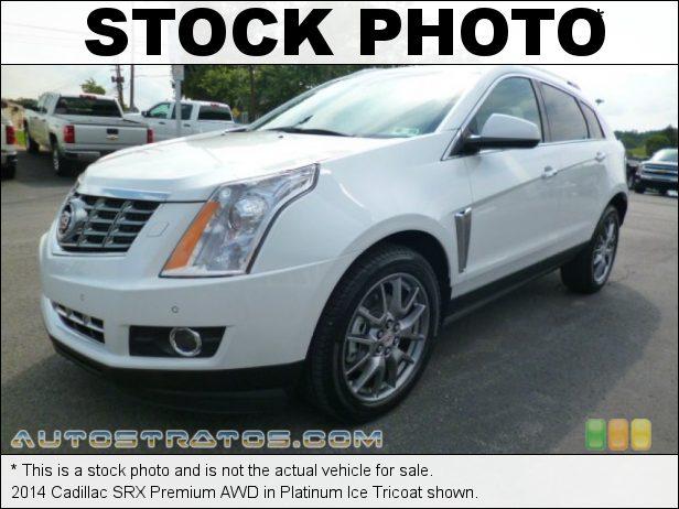 Stock photo for this 2014 Cadillac SRX Premium AWD 3.6 Liter SIDI DOHC 24-Valve VVT V6 6 Speed Automatic