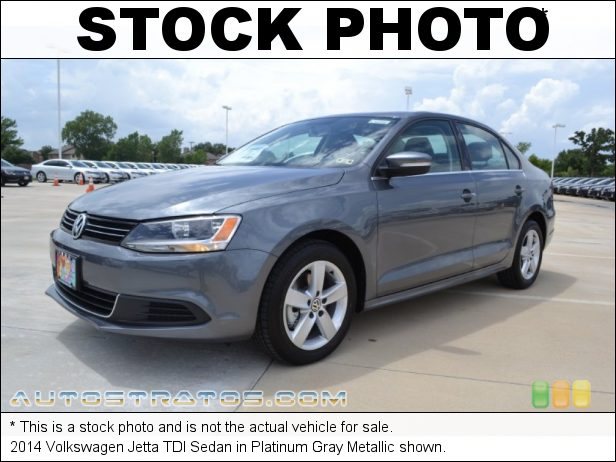 Stock photo for this 2014 Volkswagen Jetta TDI Sedan 2.0 Liter TDI DOHC 16-Valve Turbo-Diesel 4 Cylinder 6 Speed DSG Dual-Clutch Automatic