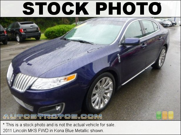 Stock photo for this 2011 Lincoln MKS FWD 3.7 Liter DOHC 24-Valve VVT Duratec V6 6 Speed SelectShift Automatic