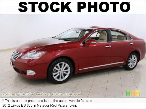Stock photo for this 2012 Lexus ES 350 3.5 Liter DOHC 24-Valve VVT-i V6 6 Speed ECT-i Automatic