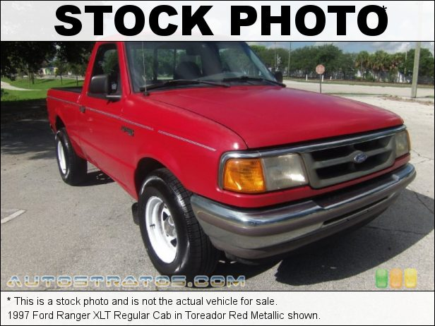 Stock photo for this 1993 Ford Ranger XLT Regular Cab 2.3 Liter SOHC 8-Valve 4 Cylinder 5 Speed Manual