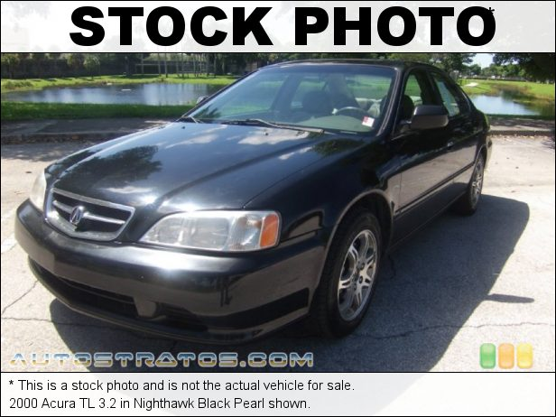 Stock photo for this 2000 Acura TL 3.2 3.2 Liter SOHC 24-Valve VTEC V6 5 Speed Automatic