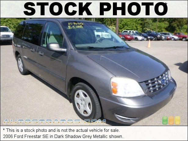 Stock photo for this 2006 Ford Freestar SE 3.9 Liter OHV 12 Valve V6 4 Speed Automatic
