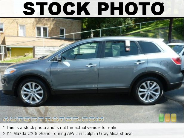 Stock photo for this 2010 Mazda CX-9 Touring 3.7 Liter DOHC 24-Valve VVT V6 6 Speed Sport Automatic