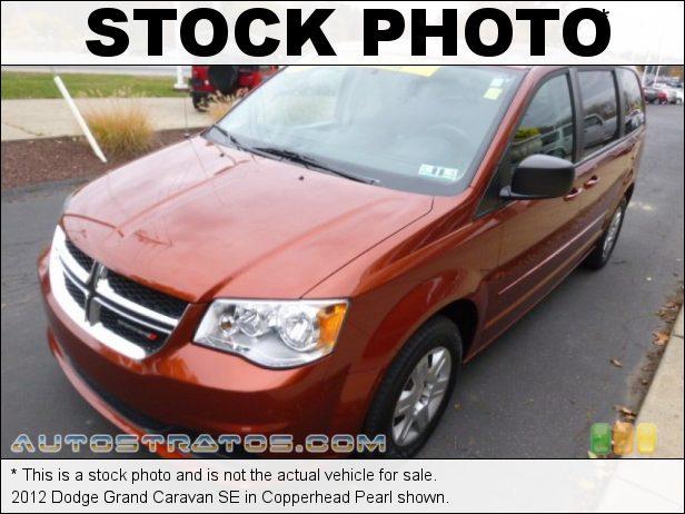 Stock photo for this 2012 Dodge Grand Caravan SE 3.6 Liter DOHC 24-Valve VVT Pentastar V6 6 Speed AutoStick Automatic