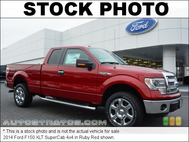 Stock photo for this 2014 Ford F150 SuperCab 4x4 5.0 Liter Flex-Fuel DOHC 32-Valve Ti-VCT V8 6 Speed Automatic